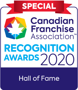 Canadian Franchise Association (CFA) Award