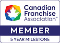 Canadaian Franchise Association logo